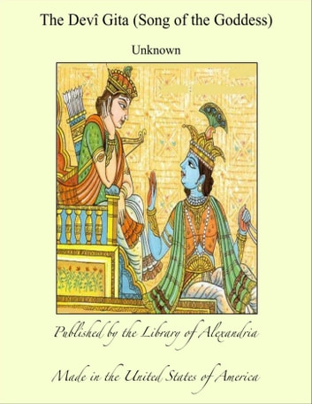 The Devî Gita (Song of the Goddess) ebook by Unknown