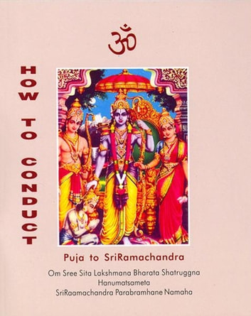 How to Conduct Puja to SriRamachandra ebook by Dr. A. V. Srinivasan