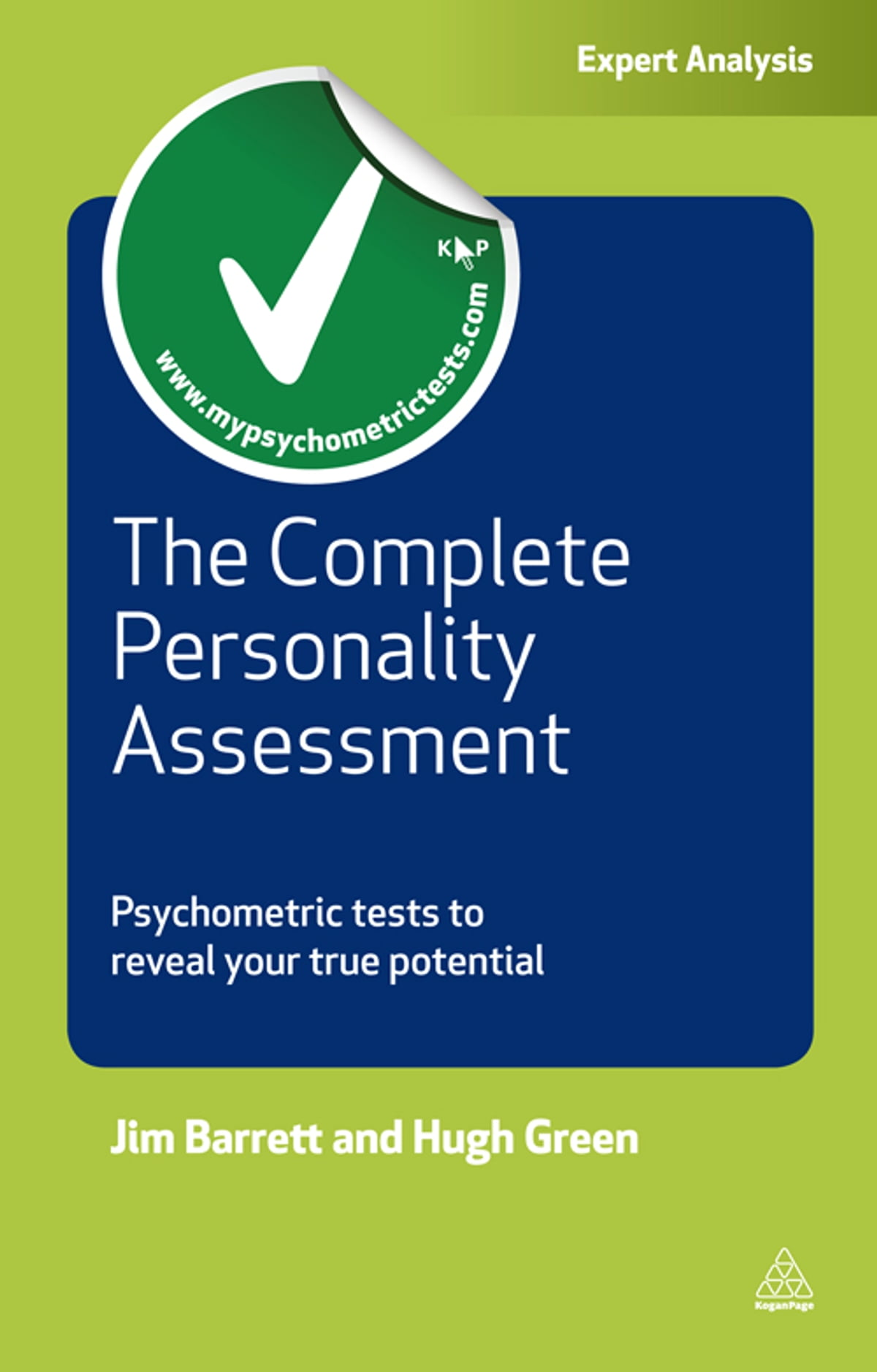 the complete personality assessment ebook by jim barrett
