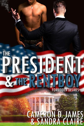 The President And The Rentboy ebook by Cameron D. James,Sandra Claire