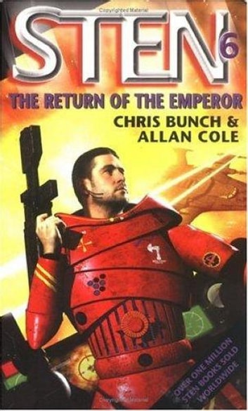 The Return Of The Emperor - Number 6 in series ebook by Chris Bunch,Allan Cole