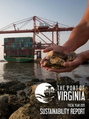 The Port of Virginia 2015 Sustainability Report ebook by The Port of Virginia