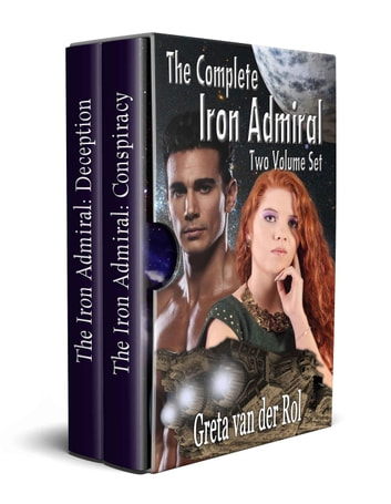 The Complete Iron Admiral - Ptorix Empire ebook by Greta van der Rol