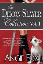 Accidental Demon Slayer Boxed Set Vol I (Books 1-3) ebook by Angie Fox