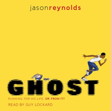 Ghost audiobook by Jason Reynolds