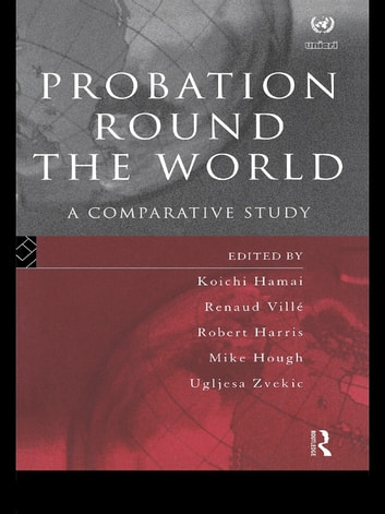 Probation Round the World ebook by