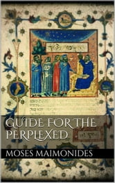 Guide for the perplexed ebook by Moses Maimonides