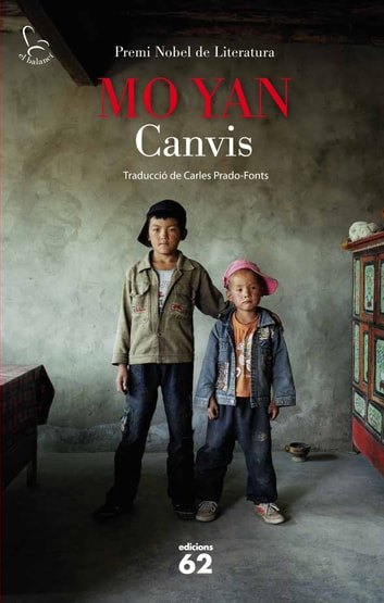 Canvis ebook by Mo Yan