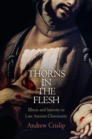 Thorns in the Flesh - Illness and Sanctity in Late Ancient Christianity ebook by Andrew Crislip