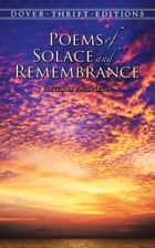 Poems of Solace and Remembrance ebook by Paul Negri