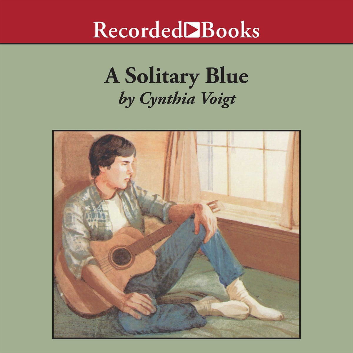A Solitary Blue Audiobook by Cynthia Voigt - 9781436189019 | Rakuten Kobo