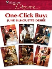 One-Click Buy: June Silhouette Desire - Jealousy & a Jewelled Proposition\Cole's Red-Hot Pursuit\Seduced by the Enemy\The King's Convenient Bride\The Illegitimate Prince's Baby\Rich Man's Fake Fiancee ebook by Yvonne Lindsay,Brenda Jackson,Sara Orwig,Michelle Celmer,Catherine Mann