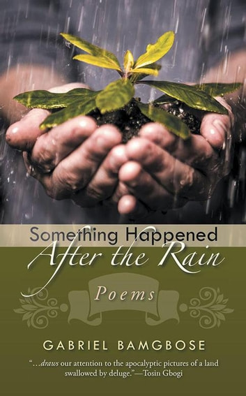Something Happened After the Rain - Poems ebook by Gabriel Bamgbose