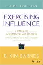 Exercising Influence ebook by B. Kim Barnes