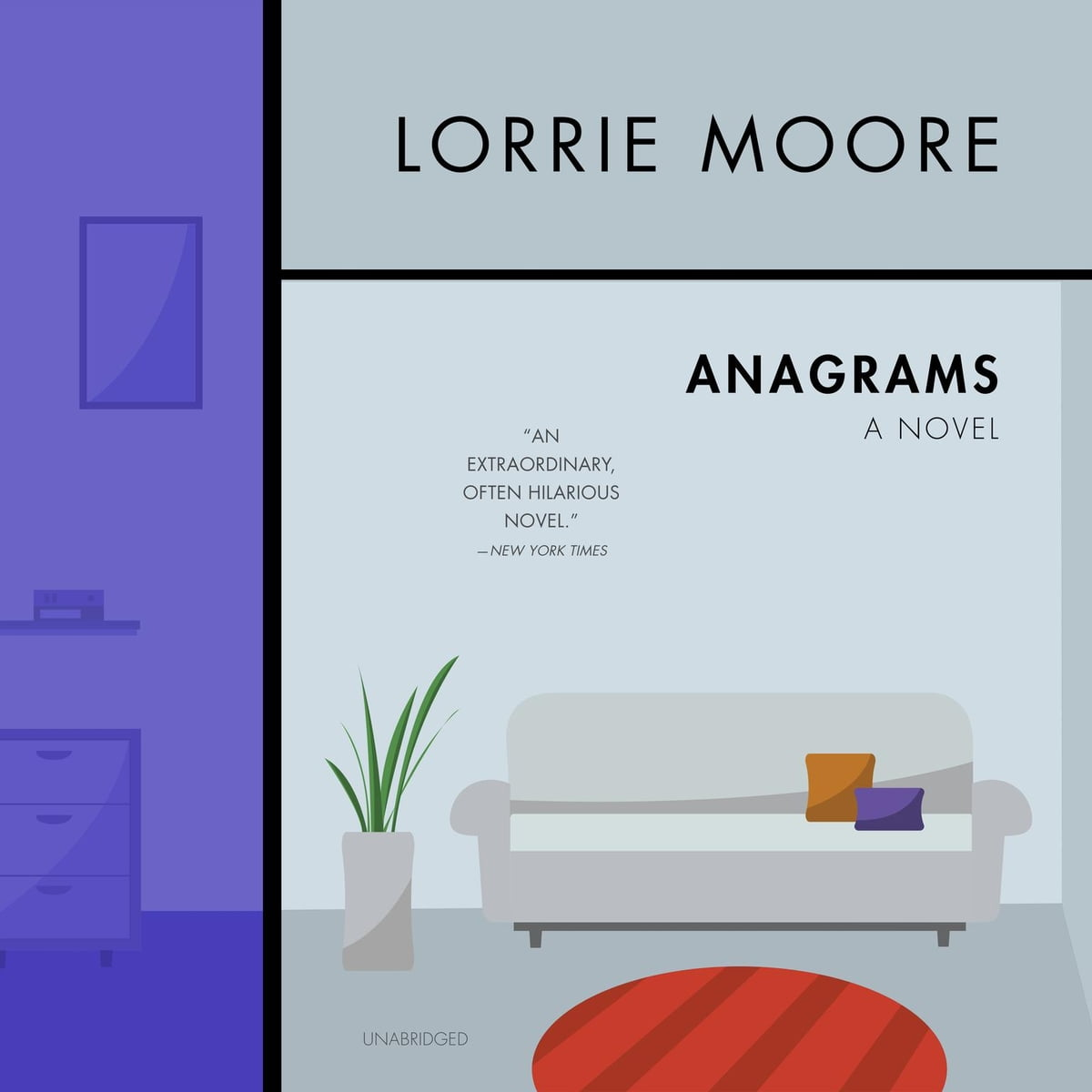 Anagrams Audiobook by Lorrie Moore - 9781982631970 | Rakuten Kobo