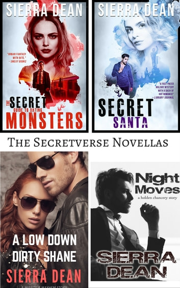 The Secretverse Novellas ebook by Sierra Dean