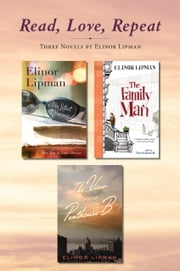 Read, Love, Repeat - Three Novels by Elinor Lipman ebook by Elinor Lipman
