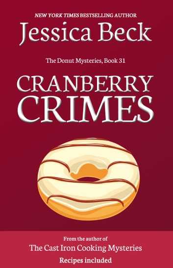 Cranberry Crimes ebook by Jessica Beck