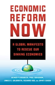Economic Reform Now - A Global Manifesto to Rescue our Sinking Economies ebook by Heiner Flassbeck,Paul Davidson,James K. Galbraith,Richard Koo,Jayati Ghosh