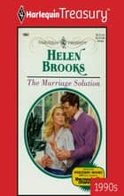The Marriage Solution 電子書 by Helen Brooks