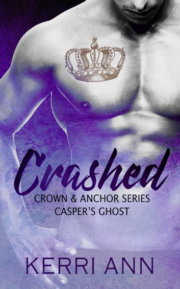 Crashed - Casper's Ghost ebook by Kerri Ann