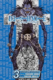 Death Note, Vol. 3 - Hard Run ebook by Tsugumi Ohba,Takeshi Obata