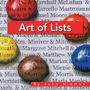 Art of Lists ebook by John Nieman