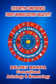 Live with Confidence -Forget Worries Destroy Negativity ebook by BALDEV BHATIA