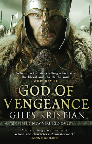 God of Vengeance - (The Rise of Sigurd 1) eBook by Giles Kristian