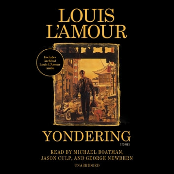 Yondering audiobook by Louis L'Amour