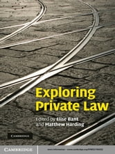 Exploring Private Law ebook by