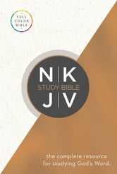 NKJV Study Bible, eBook - Full-Color Edition ebook by Thomas Nelson