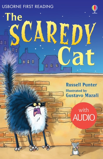 The Scaredy Cat: Usborne First Reading: Level Three 電子書 by Russell Punter