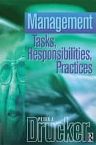 Management ebook by Peter Drucker