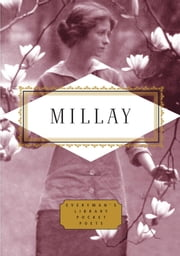 Millay: Poems ebook by Edna St. Vincent Millay