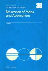 Bifurcation of maps and applications ebook by Iooss, G.