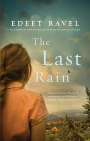 The Last Rain ebook by Edeet Ravel