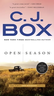 Open Season ebook by C. J. Box