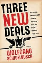 Three New Deals - Reflections on Roosevelt's America, Mussolini's Italy, and Hitler's Germany, 1933-1939 ebook by Wolfgang Schivelbusch