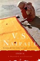 India ebook by V.S. Naipaul