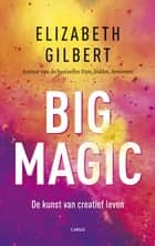 Big magic ebook by Elizabeth Gilbert,Mireille Vroege