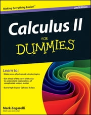 Calculus II For Dummies ebook by Mark Zegarelli