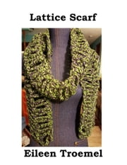 Lattice Scarf ebook by Eileen Troemel