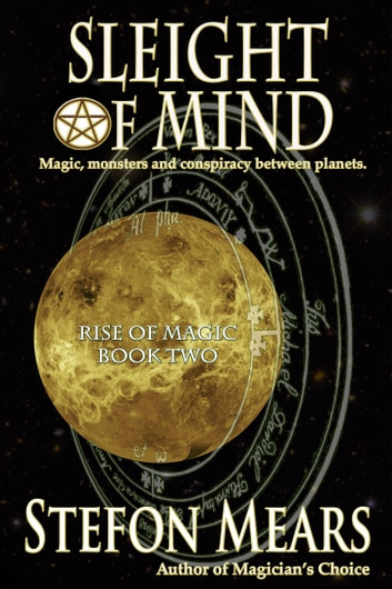 Sleight of Mind ebook by Stefon Mears