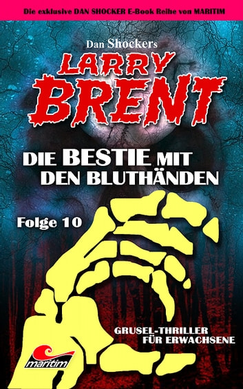 Dan Shocker's LARRY BRENT 10 ebook by Dan Shocker