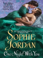 One Night With You ebook by Sophie Jordan