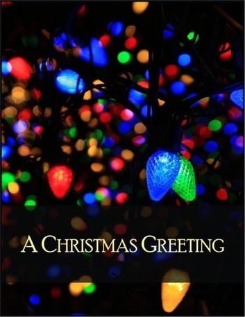 A Christmas Greeting: A Series of Stories ebook by Hans Christian Andersen