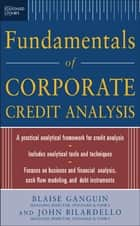 Standard & Poor's Fundamentals of Corporate Credit Analysis ebook by Blaise Ganguin, John Bilardello