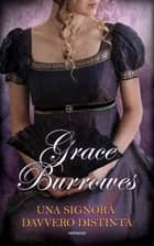 Una signora davvero distinta ebook by Grace Burrowes