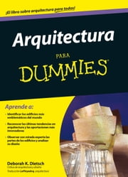Arquitectura para Dummies ebook by Kobo.Web.Store.Products.Fields.ContributorFieldViewModel